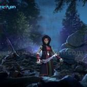 Lotha 3D Warrior By игровая арт-аутсорсинговая студия